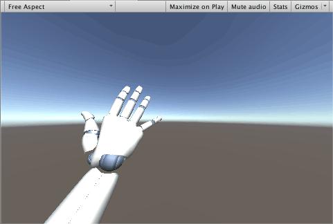 VR Setup — Leap Motion C# SDK v2 3 documentation