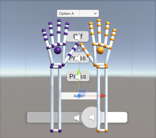Setting Up a Scene UI — Leap Motion Unity SDK v3 2 Beta documentation