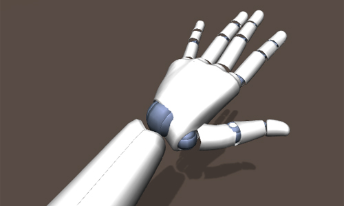 Hand Assets — Leap Motion Unity SDK v2 3 documentation